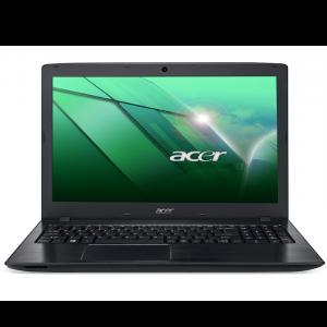 Acer  Laptop Core i7-7500U , 15.6 inch screen , NVIDIA GeForce 940MX-2GB , 1TB HDD , 8GB RAM , DOS , BLACK-E5-575G-75Q2