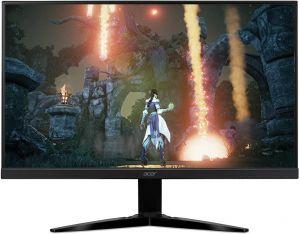 "Acer Monitor 23.6"" LED,Full HD1080,  with AMD FREESYNC Technology ,Black - KG241QSbiip.blackbox"