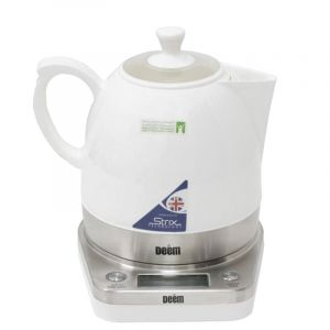 Deem Karak Tea Maker ,  white - AD-EPKT-1012-A