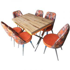 رودى طاولة طعام قابلة للتوسعة