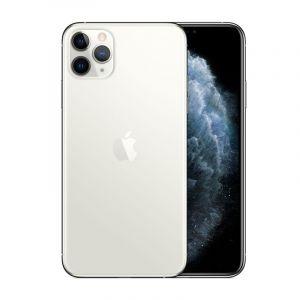 ابل ايفون 11 برو ماكس , 512 جيجا , 4 جيجابايت رام, 4 جي - فضي