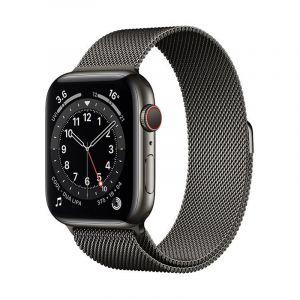 Apple Watch Series 6 GPS Graphite - M09J3AE/A - Blackbox
