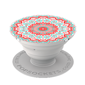 Popsockets Aztec Mandala Red Grip