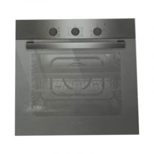 Simfer Built-in Electric Oven 60cm, 64L.T, Steel - B 6006 EERF