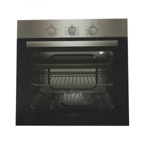 Simfer Built-in Electric Oven 60cm, 64L.T, Steel - B 6203 ZERIM