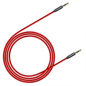 Baseus Yiven Audio Cable M30 1M Red+Black