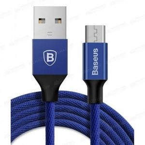 Baseus Kabel Yiven Lightning ,1.8m , BLUE -  CALYW-A13