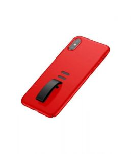 CASE BASEUS LITTLE TAIL IPHONE X/XS RED+BLACK WIAPIPHX-WB09