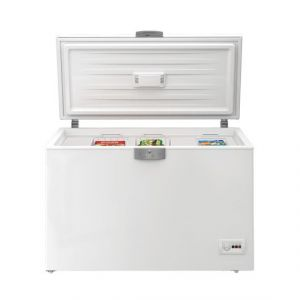 Beko Chest Freezer 12.70Cu.Ft, 360L.T, White - C400-HC