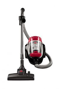 Bissell Cleanview Canister Vacuum Cleaner 2000W, 2.2Liter, Black/Red -  1994K