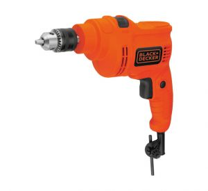 Black and Decker 10mm Single Speed Hammer Drill - HD4810-B5