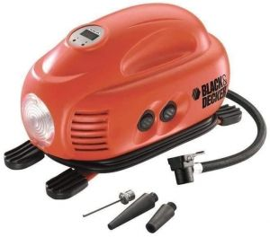 Black and Decker 121 PSI Multi Purpose Inflator - ASI200-XJ.blackbox