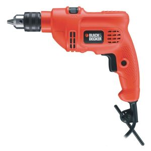 Black and Decker Corded Electric Hammer Drill - KR5010-B5.blackbox