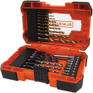 Black and Decker DRILL DRIVER FLIP BIT SET - A7235-XJ
