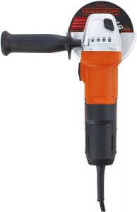 Black and Decker Small Angle Grinder, 650W, 115mm- G650-B5.blackbox
