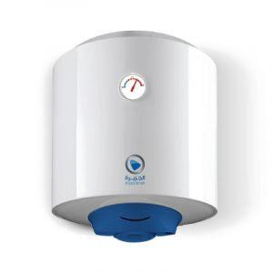 Aljazierah Vertical water heater ,50 L , White - C000 5020 EX