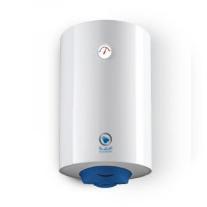 Aljazierah Vertical water heater ,80 L , White - C000 8020 EX