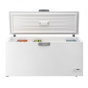 Beko Chest Freezer 15.95Cu.Ft, 451L.T, White -C467-HC