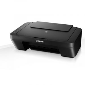 Canon Pixma 3 in1 Printer - Black -2540S