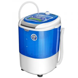 Clikon Automatic washing machine 2.5 Kg, Top Load, 170W, Multi Color - CK607-N