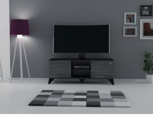 TV Table For TV 43 INCH With Stand ,Black -  CR43-130