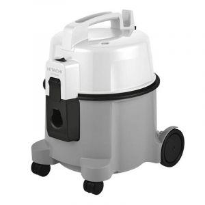 Hitachi Drum Vaccum Cleaner ,7.5 L.T, 1300 W, Gray - CV-100G SS220 PG