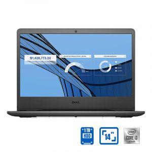 Dell Laptop VOStro 3401 Intel Core i3-1005G1 - VOStro 3401 - Blackbox