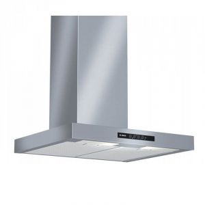 BOSCH Chimney hood , 60 cm , Stainless steel , LED , Silver - DWB06W452B