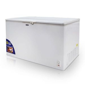 Dansat Chest Freezer ,13.1 Feet , 372 Liter , White - DZC600WN