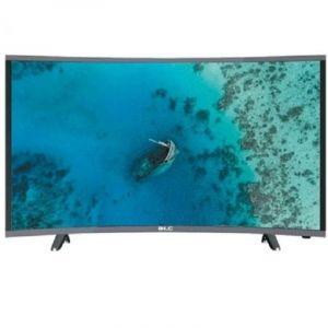 ATC TV 49 Inch ,4K UHD, CURVED, Smart LED TV , Android 7, Black - E-LD-49ANP