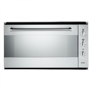 Elba Electric Oven Built in 90 cm, Grill, Thermal fan ,9 function, Steel - 101-501X - Blackbox