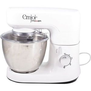 Emjoi Power Stand Mixer, White UESM-700.BLACKBOX