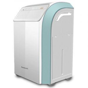 باناسونيك منقي الهواء مع التبريد بالرذاذ، 4 مراحل تنقية، يمنع مسببات الحساسية والفيروسات والبكتريا، ابيض - F-VCM85MAA