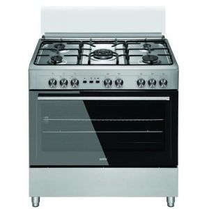 Simfer Gas Cooker 90x60cm 5 Gas Burners, Full Safe - F9510SGWH