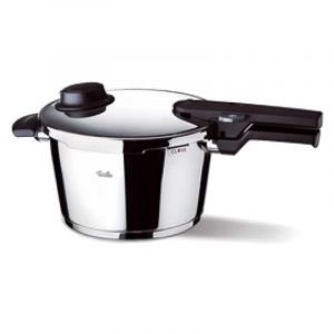 Fissler Comfort Pressure Cooker, 10 L, Germany - FSRPCVT70010 - Blackbox