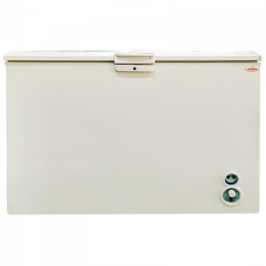 Home Queen Chest Freezer, 296 Litre,10.45 Cu.ft, White-HQ6FS400SA
