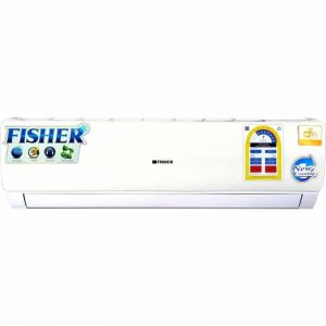 Fisher Split Air Conditioner 31200 BTU Hot / Cold ,White - FSAC-FT36HERA