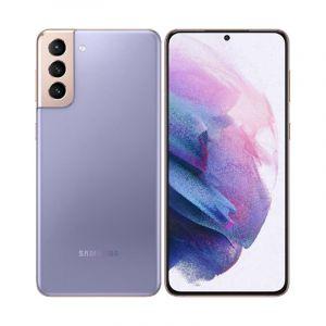 Samsung Galaxy 2021 S 21, 6.2 inch ,128GB , 8GB RAM, 5G - Phantom Violet