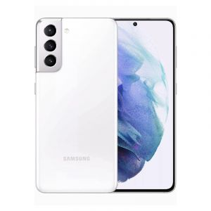 Samsung Galaxy 2021 S 21, 6.2 inch ,256GB , 8GB RAM, 5G - Phantom White