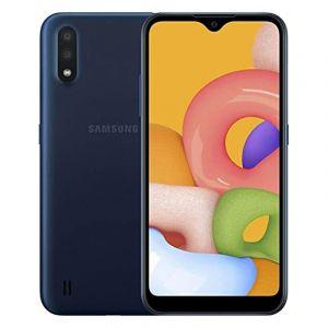 """Samsung Galaxy A01 2020, 5.7"""", 16 GB, 2 GB - Blue"""