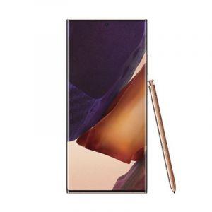 Samsung Galaxy Note20 Ultra  6.9 inch ,256GB , 12GB RAM, 5G - Mystic Bronze
