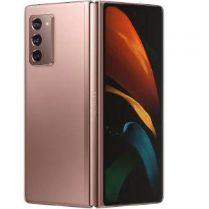 Samsung Galaxy Z Fold2 5G , 7.6 inch, 256GB , 12GB RAM - Bronze