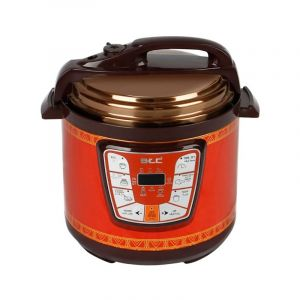 ATC Arabian Pressure Cooker , 6 L , Red- H-APS3606L