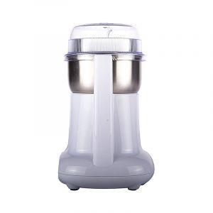 إيه تي سي مطحنة بن 200 واط, وعاء استانلس استيل, عازل للحرارة, مفتاح تشغيل وايقاف, شفرات تفطيع استانلس استيل - H-CG016