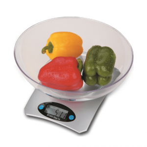 ATC Electronic Kitchen Digital Scale, 5 kg, Jar 2.2 L - H-KS352