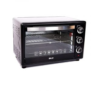 إيه تي سي فرن كهربائي 2000 واط, 60 لتر, سلك 1.1 متر, رف سلك, صينية خبز, مجموعة الشواء - H-O60DG | الصندوق الاسود