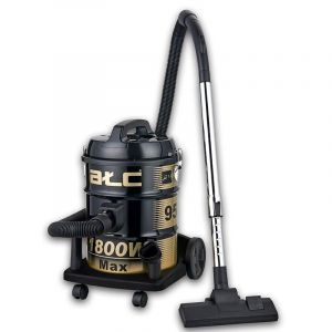 Atc Vaccum Cleaner 18 Liter, 1800 Watts, 50/60Hz, Black/Gold - H-VC950