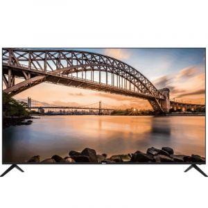 هاير تلفزيون 50 بوصة ألترا اتش دي ,اندرويد 9, 4 كي , اتش دي ار , تقنية ذكيه , ال اي دي, اسود - H50K6UG