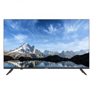 Haier 65inch Smart AI, 4K UHD, Android 9, HDR - H65K6UGِA | Blackbox