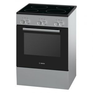 Bosch Elecric Ceramic Oven 60 Cm, Turkish, Steel - HCA422150M